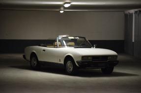 1980 Peugeot 504 Cabriolet