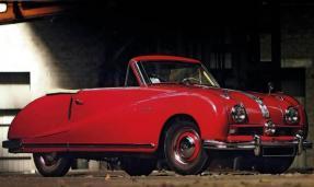 1949 Austin A90