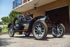 1908 Sizaire-Naudin Type F1