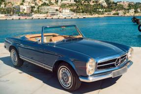 1967 Mercedes-Benz 230 SL