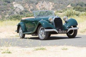 1936 Talbot-Lago T120