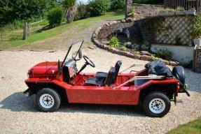 1967 Mini Moke