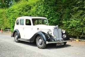 1939 Wolseley 14/60