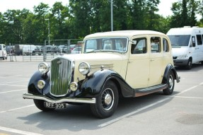 1948 Wolseley 25hp