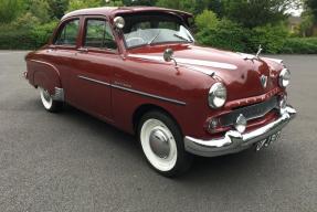 1955 Vauxhall Wyvern