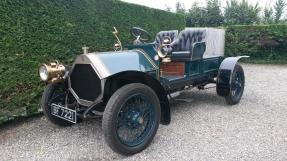 1907 Humber 15hp