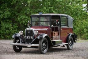 1937 Austin Taxi