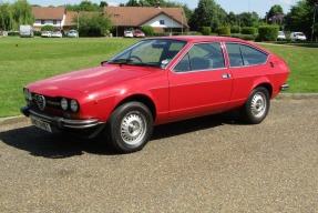 1978 Alfa Romeo Alfetta