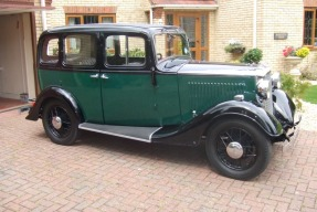 1934 Vauxhall Light Six