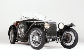 1935 Frazer Nash TT Replica