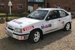 1992 Vauxhall Astra