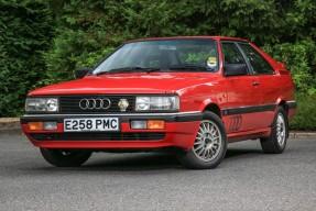 1988 Audi Coupe