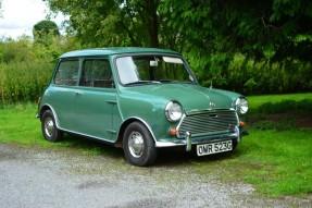 1969 Mini 1000