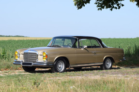 1970 Mercedes-Benz 280 SE Coupe
