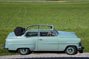 1954 Opel Olympia