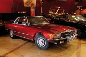 c1973 Mercedes-Benz 350 SL