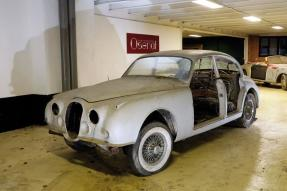1961 Jaguar Mk II
