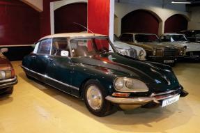 1968 Citroën DS