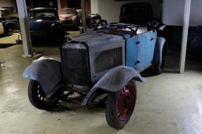 c. 1933 Fiat 6CV