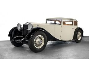 1932 Delage D8