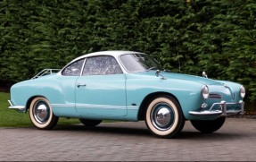 1963 Volkswagen Karmann Ghia