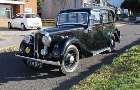 1936 Lanchester Fourteen
