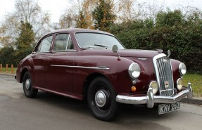 1954 Wolseley 4/44