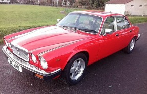 1985 Jaguar Sovereign