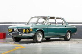 1972 BMW 2500
