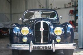 1951 Hotchkiss 2050