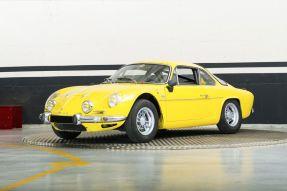 1969 Alpine A110