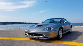 1996 Ferrari 550