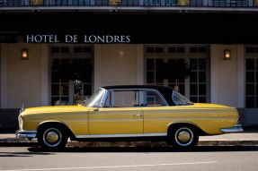 1966 Mercedes-Benz 250 SE Coupe