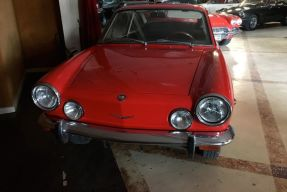 1969 Fiat 850 Sport Spider
