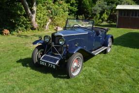 1938 Riley Nine