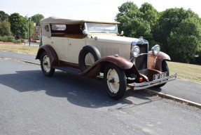 c. 1931 Chevrolet Independence