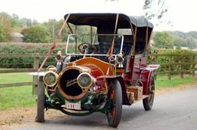 1911 Delaunay-Belleville HB4
