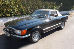 1982 Mercedes-Benz 500 SL
