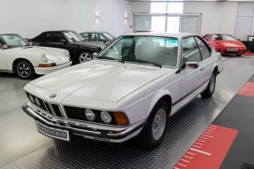 1985 BMW 628 CSi