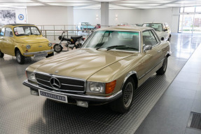 1975 Mercedes-Benz 280 SLC