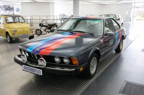 1982 BMW 633 CSi