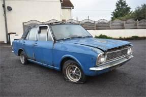 c. 1969 Ford Cortina