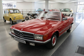 1976 Mercedes-Benz 280 SL