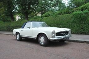 1968 Mercedes-Benz 250 SL