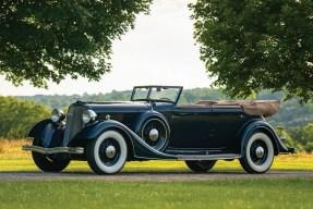 1934 Lincoln Model KB