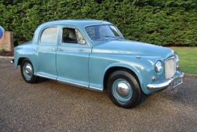 1955 Rover P4