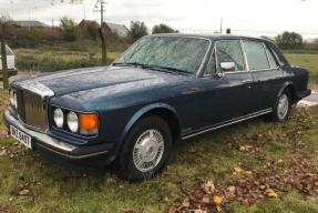 1986 Bentley Mulsanne