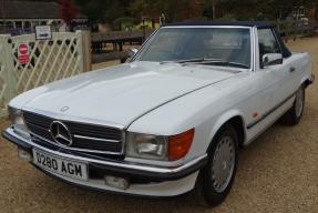 1987 Mercedes-Benz 300 SL