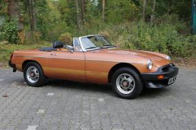 1981 MG MGB Roadster