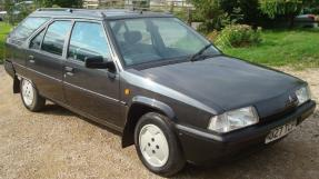 1992 Citroën BX